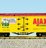 USA TRAINS Reefer Ajax Cleanser