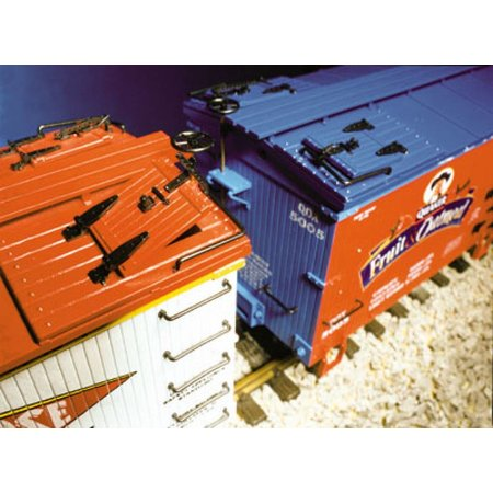 USA TRAINS Reefer PFE SP/UP #20013