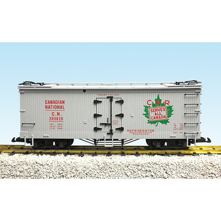 USA TRAINS Reefer Canadian National #209821