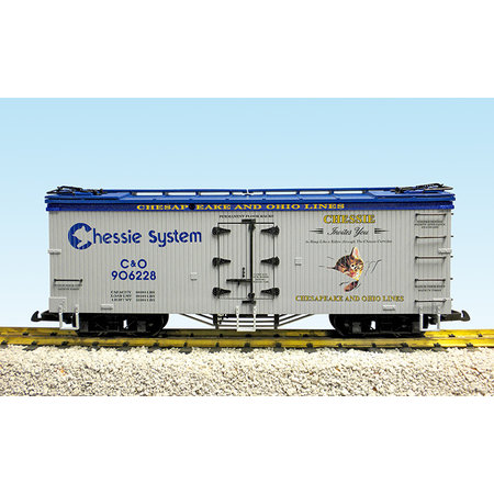 USA TRAINS Reefer Chessie #906225