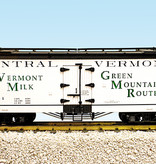 USA TRAINS Reefer Vermont Milk #581