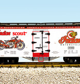 USA TRAINS Reefer Indian Motorcycle