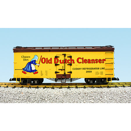 USA TRAINS Reefer Old Dutch Cleanser #2959