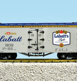 USA TRAINS Reefer Labatt's Light Beer #1849