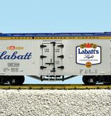 USA TRAINS Reefer Labatt's Light Beer #1850
