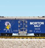 USA TRAINS Reefer Morton Salt #1848