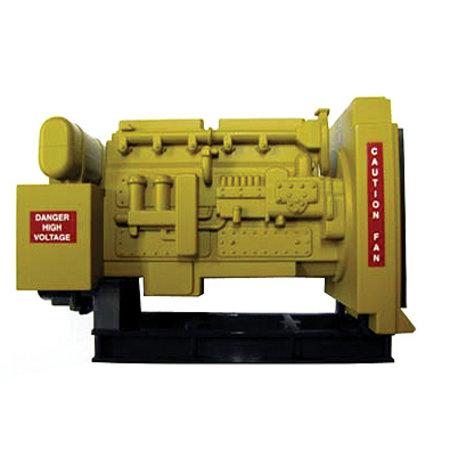 USA TRAINS Ladegut Generator für Flat Car