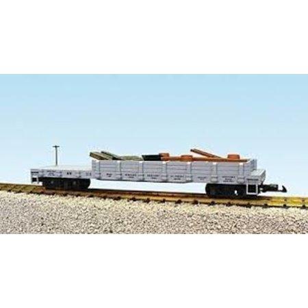 USA TRAINS New York Central Arbeitsflachwagen