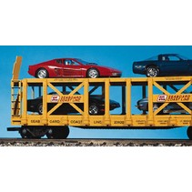 Extra Auto für Doppelstock Autotransporter