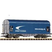 G Schiebeplanenwagen Shimmns Zssk Cargo