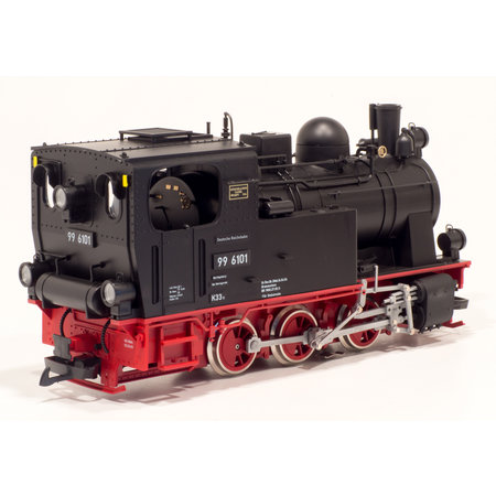 Train Line Dampflok 99 6101, Digital DCC, Sound, Dampferzeuger