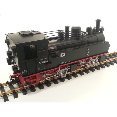 Train Line DR Dampflok 99 5901-6, analog und DCC, ZIMO
