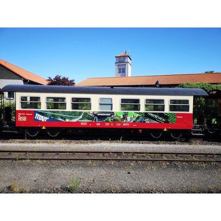 "Train Line HSB Personenwagen 900-434, ""Harzdrenalin 2019"""