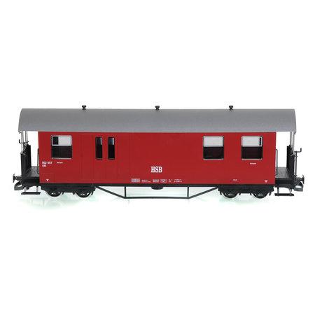 Train Line HSB Packwagen 902-305