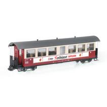 "HSB Personenwagen ""Nordhäuser Doppelkorn"" 7 Fenster 900-439"