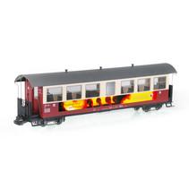 """HSB Personenwagen 900-436 """"Glasmanufaktur Harz"""""""