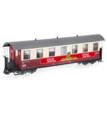 """Train Line HSB Personenwagen, 7 Fenster, 900-473 """"Schierker Feuerstein"""""""