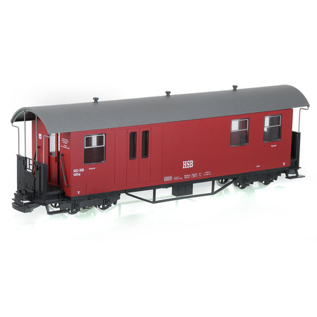 Train Line HSB Packwagen, 902-308