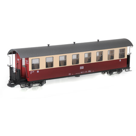 Train Line HSB Personenwagen 900-211, 8fenster