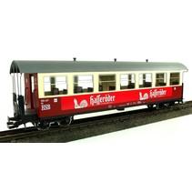 """HSB Personenwagen, 7 Fenster 900-435 """"Hasseröder Pils"""""""