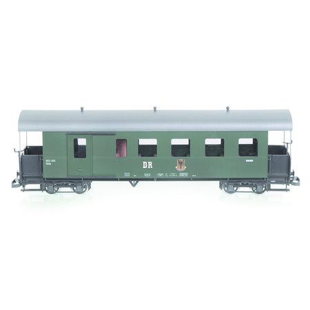 Train Line DR Wappenwagen 902-303 KBD4i(T) und DR Wappenwagen 900-458 KB4ip (T)