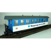 "Autozug DB Wangerooge ""Wangerooge liest die NWZ"" 64 204"