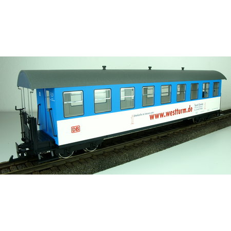 "Train Line Autozug DB ""Westturm"" 63 206"