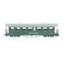 RhB Personenwagen ABC 610