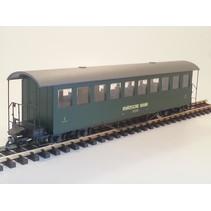 3er Set RhB Personenwagen B 2245-2247, mit Sprengwerk, Batteriekasten