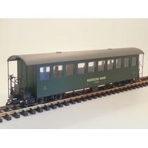RhB Personenwagen B 2245 mit Innen-Beleuchtung, Sprengwerk, Batteriekasten