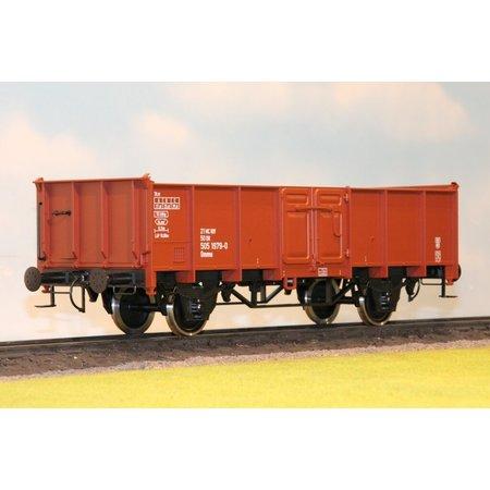 Train Line O-Wagen, Ommu 40.0, DR, Spur II