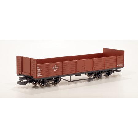 Train Line offener Güterwagen HSB ohne Bühne DR 99-03-71