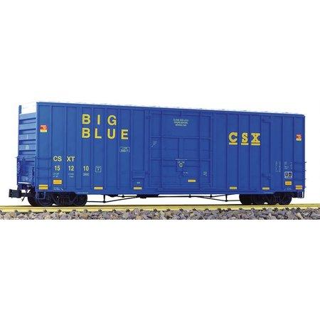 American Mainline (AML) 50 ' Hi-cube Box Car CSX Big Blue