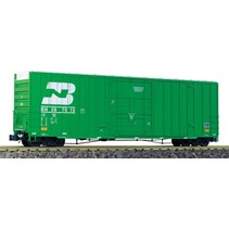 50 ' Hi-cube Box Car Burlington Northern