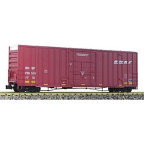 50 ' Hi-cube Box Car BNSF Railway