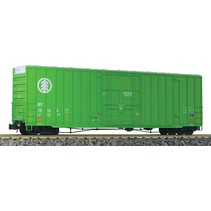 50 ' Hi-cube Box Car International Bridge & Terminal