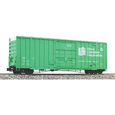 American Mainline (AML) 50 ' Hi-cube Box Car Stone Container Corp.