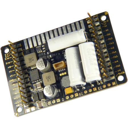 ZIMO MX699 LS Großbahn-Sound-Decoder mit Energiespeicher