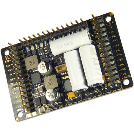 ZIMO MX699 LV Großbahn-Sound-Decoder mit Energiespeicher