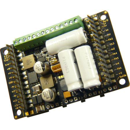 ZIMO MX699 LM Großbahn-Sound-Decoder mit Energiespeicher