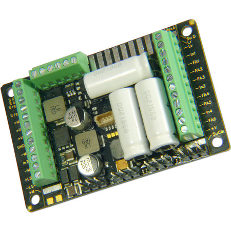 ZIMO MX699 KS Großbahn-Sound-Decoder mit Energiespeicher