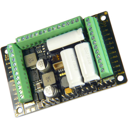 ZIMO MX699 KV Großbahn-Sound-Decoder mit Energiespeicher