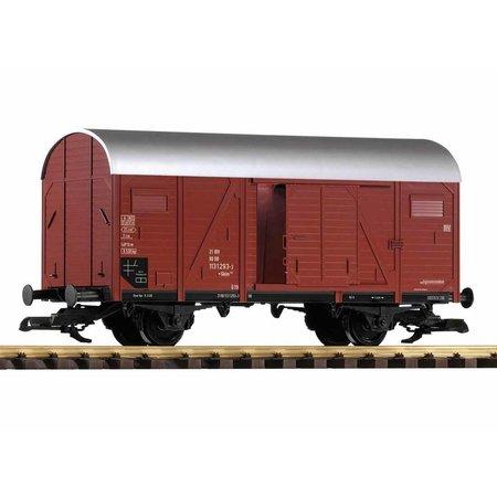 PIKO G Gedeckter Güterwagen