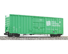 Hi-cube Boxcar