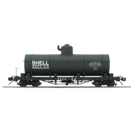 AMS G Tank Car Shell Oil schwarz A-13