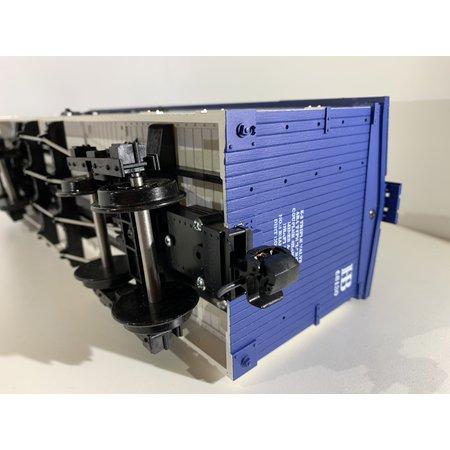 Kadee Umbau und Installation von Kadeekupplungen für Wagen ohne Vorbereitung