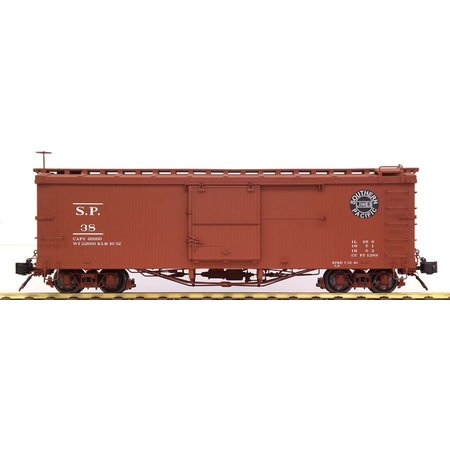 AMS G Box Car Southern Pacific #33