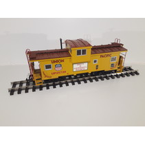 Extended Vision Caboose Union Pacific