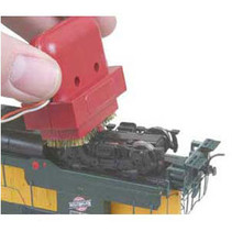 Speedi Loco Driver Cleaner O to G Scale - DC & DCC