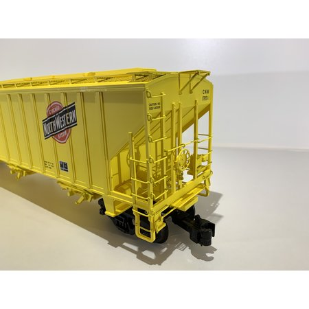 American Mainline (AML) 3 Bay Hopper Chicago North Western